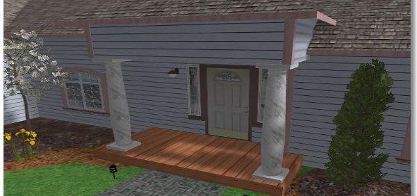 realtimelandscapepro اجزای ساختمان(Building objects)